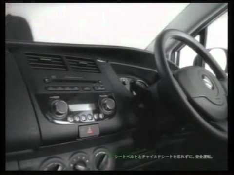 2006 Suzuki Cervo CM