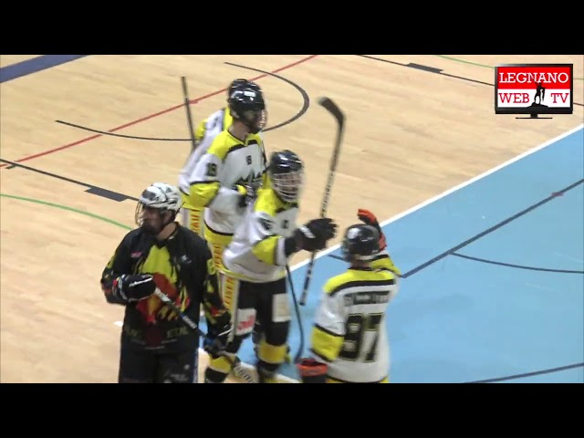 Sayaluca Lugano Cadempino II vs Bassecourt Eagles