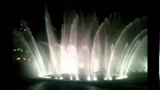 BURJ KHALIFA DANCING FOUNTAIN - ALL NIGHT LONG