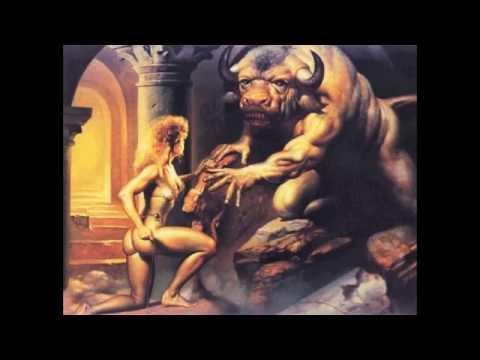 Những quái vật đáng sợ nhất trong thần thoại Hy Lạp