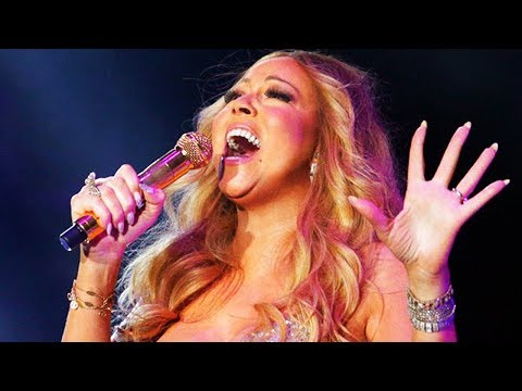 Mariah Carey - 5th Octave PHRASED HIGH BELTS Recent Vocals