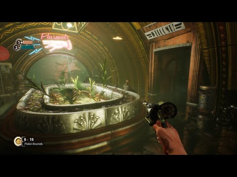 Bioshock In Unreal Engine 5