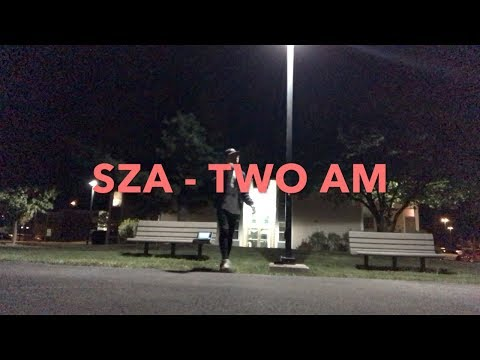 Two AM - SZA | Tristen Armento-Irvin Freestyle