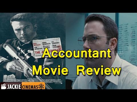 The Accountant - Movie Review In Tamil By Jackiesekar | அக்கவுண்டண்ட்  திரைவிமர்சனம்