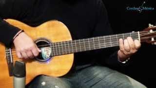 Toni Braxton - Spanish Guitar - (Em breve aula de Violão Completa) - Cordas e Música