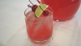 Cherry Limeade -- Lynn's Recipes