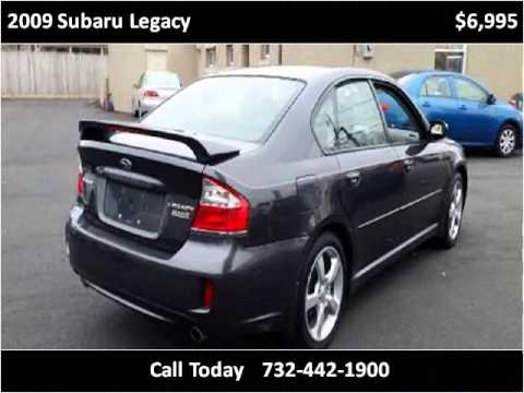 2009 Subaru Legacy Used Cars Perth Amboy Nj Youtube