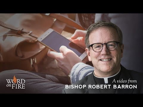 Bishop Barron on Reaching the iGens