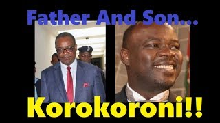 Ronald Son Of Kidero Arrested: The Story And The Real Reason