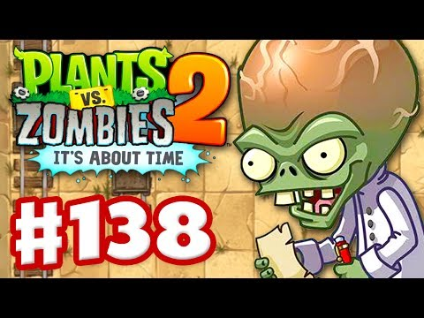 Plants vs. Zombies 2: It's About Time - Gameplay Walkthrough Part 138 ...