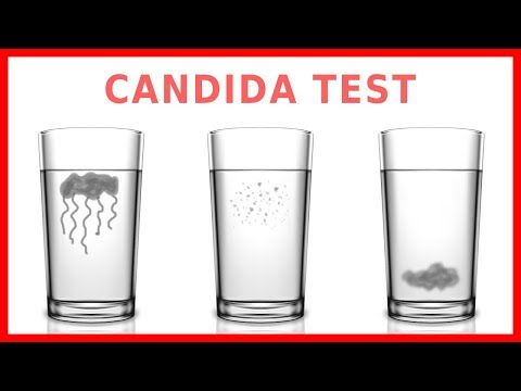 "Do You Have Candida? Take The ""Spit Test""!"