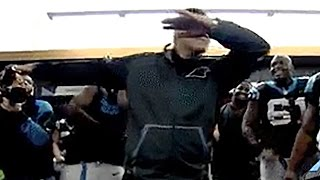 Panthers Coach Ron Rivera Dabs After Win, Migos Approves