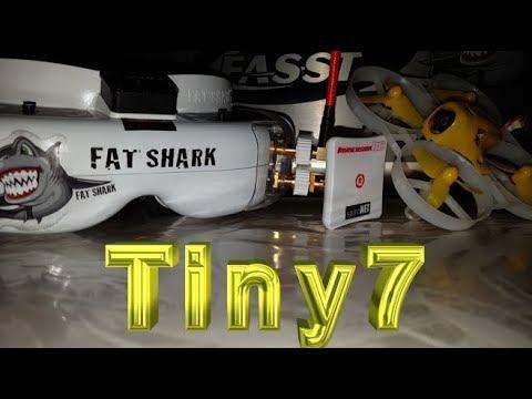 Tiny7 FPV, Visite Guidé De La Salle Des Sports De Foug
