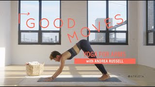 Yoga For Arm Strength | Good Moves | Well+Good