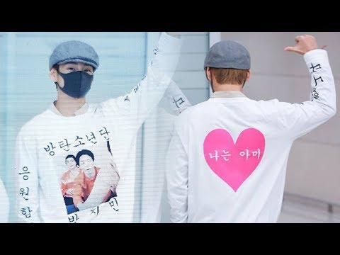 Jimin, J-hope, And Taehyung Reveal a Hilarious but Touching T-shirt Mp3