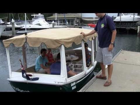 Electric boats and