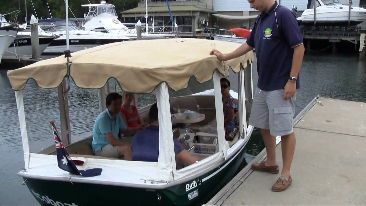 Electric Boats And Electric Boat Motors By Eco Boats