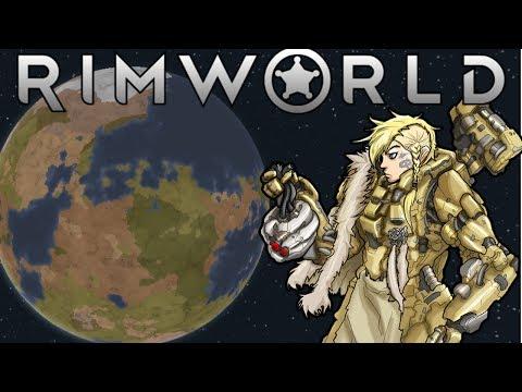 [65] Rimworld A16 Super-Modded | The Largest Raid