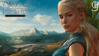 Game of Thrones: A Telltale Games Series (Ep.3) - Меч во тьме. Дейенерис Таргариен #9