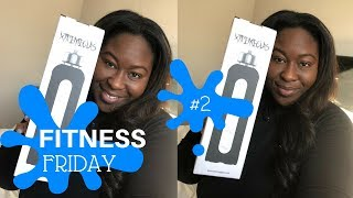 Fitness Friday #2   Xtremeglas Hydrate Water Bottle Amazon Review