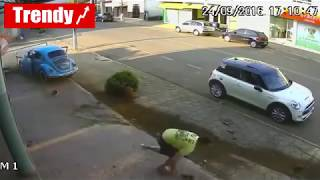 whatsapp funny video ll Weird Things Caught on Security Cameras ll  sexy video