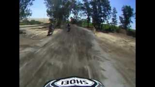 Cycleland Motocross Helmet Cam | Matt Morgan | Chico, CA