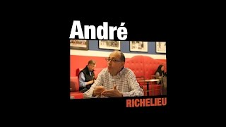 Paroles de chercheur-es: André Richelieu