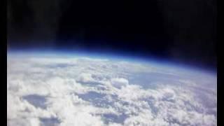 Subida al espacio: sonda estratosférica casera CHASAT II