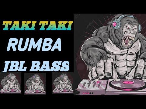 DJ JBL BASS Taki Taki Feat Selena Gomez Ozuna & Cardi B 2019