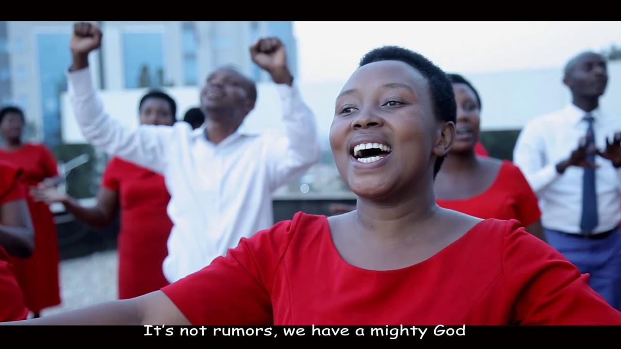 NIBWO BUMANA By JEHOVAH JIREH CHOIR  ULK (Official Video 2020)