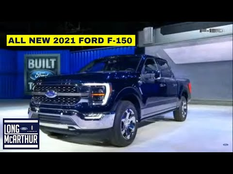 TOP 10 THINGS THAT ARE ALL NEW ON THE 2021 FORD F-150