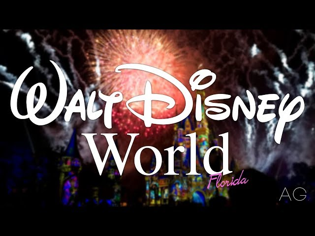 Disney World : Un Monde Magique Au Centre De La Floride - Welcome To America #2