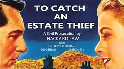 Prosecuting Estate Theft & Fraud