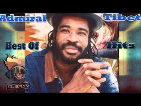 Admiral Tibet Best of (80s,90s & Early 2000s) Mixtape By Mixmaster Djeasy