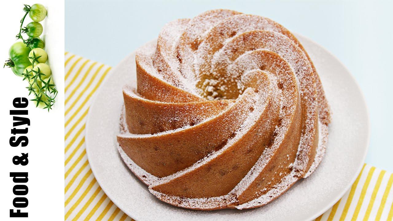 Olive Oil Bundt Cake