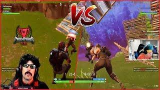 Ninja vs DrDisRespectLIVE / STPeach / Alinity