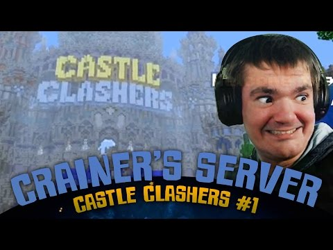 Minecraft - Castle Clashers #1 - Crainer Server
