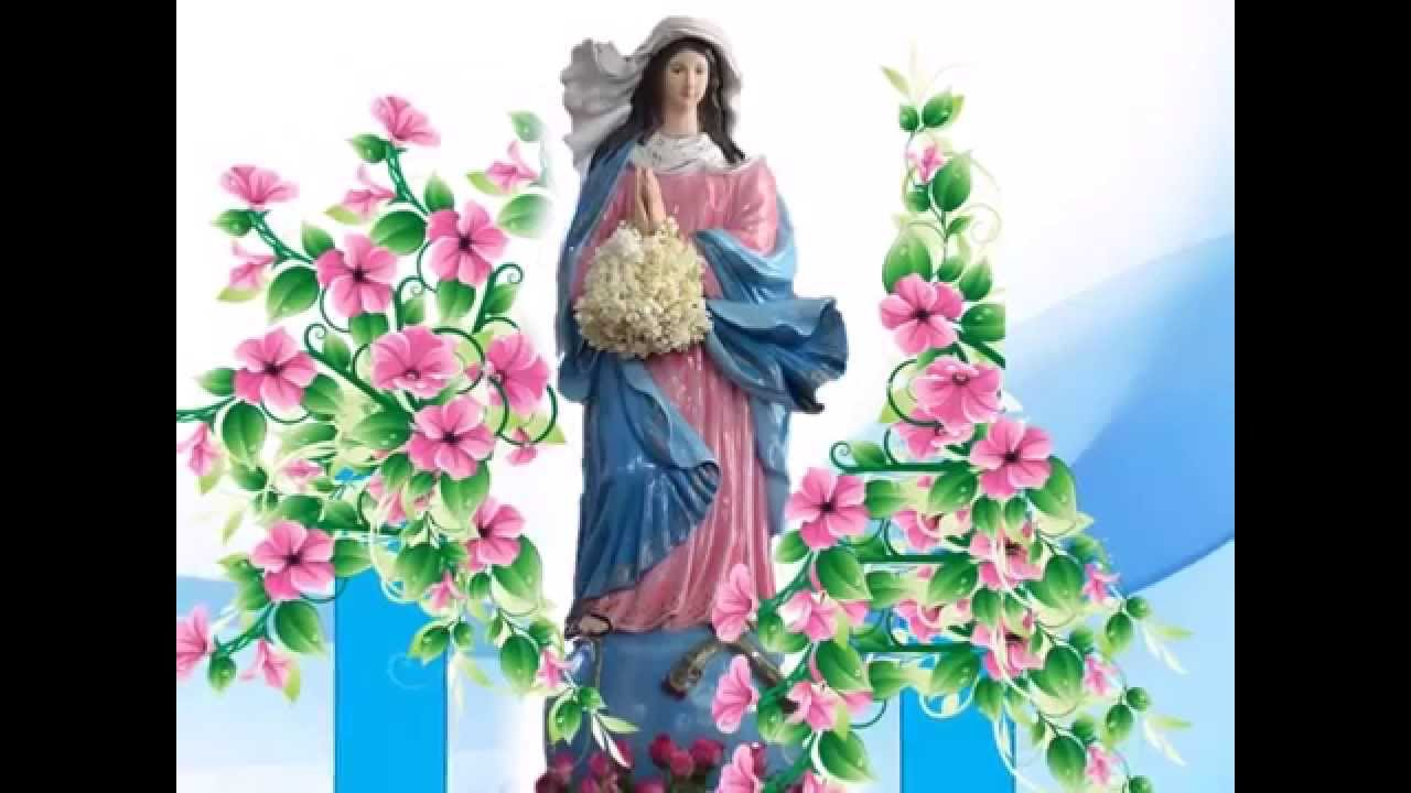 Mary, The Queen Of Flowers (Flores De Mayo)