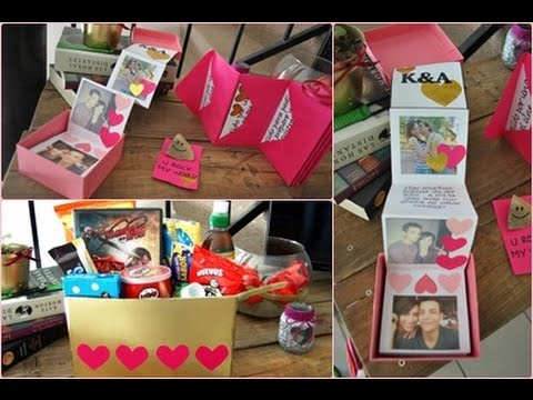 Diy Regalos San Valentin Youtube