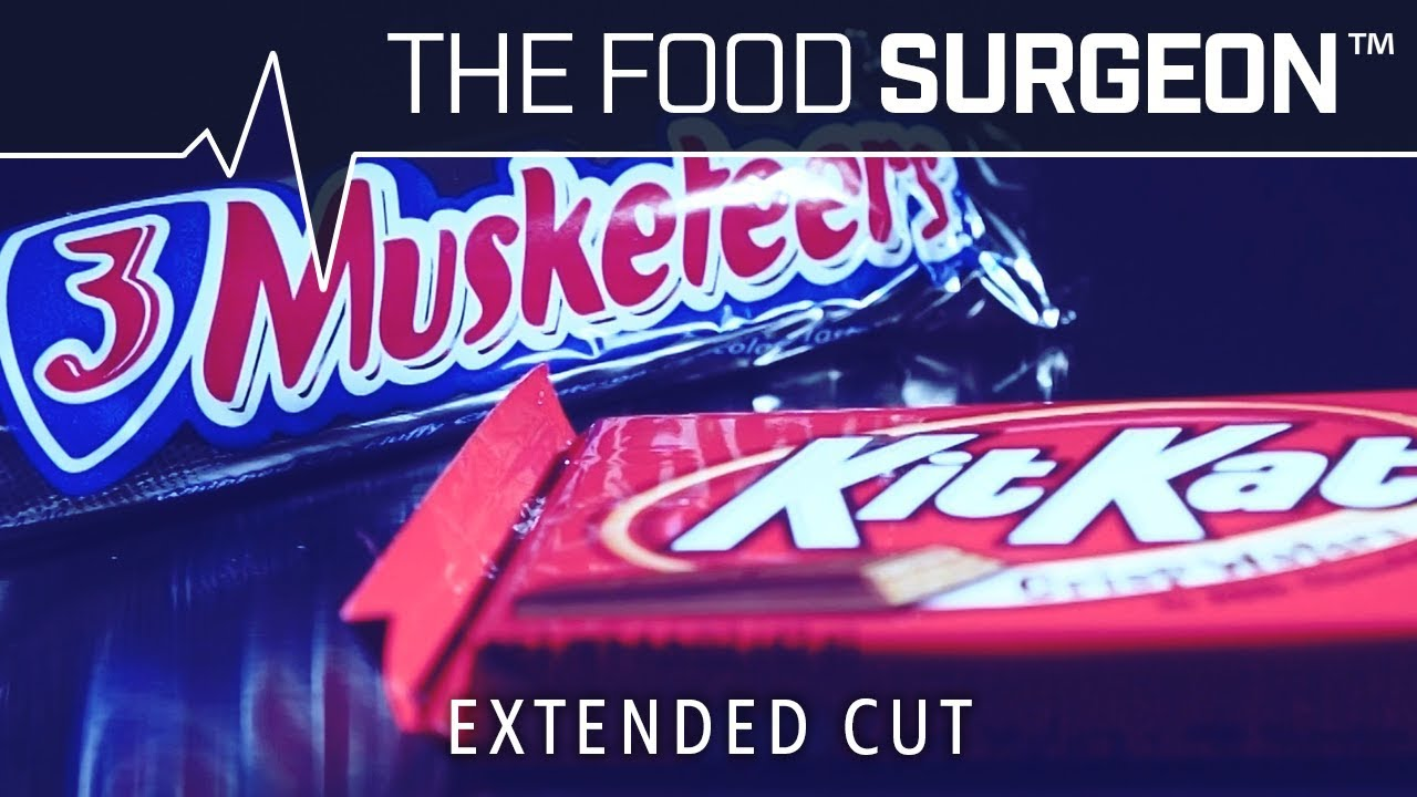 Extended Cut - Spinal KitKat Implantation in a 3 Musketeers