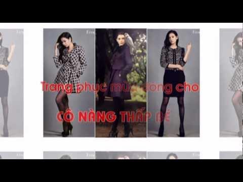 TVTT - Trang Phục Mùa Đông Cho Cô Nàng Thấp Bé