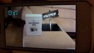 Augmented Reality Commercial Product Marketing   Your Product!