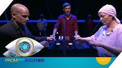 Duell: Jeder gegen jeden | Promi Big Brother | SAT.1