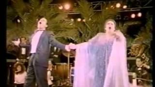 Freddie Mercury & Montserrat Cabballé   Barcelona   Ibiza