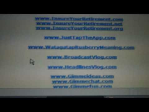 ComeUpDomains .com  VLOGGET.com