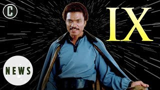 Star Wars: Billy Dee Williams is Back as Lando Calrissian