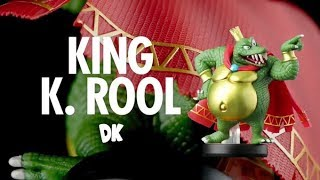 Unboxing: King K Rool Amiibo - Super Smash Bros Series