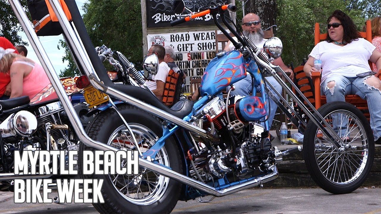 Myrtle Beach Bike Week 2017