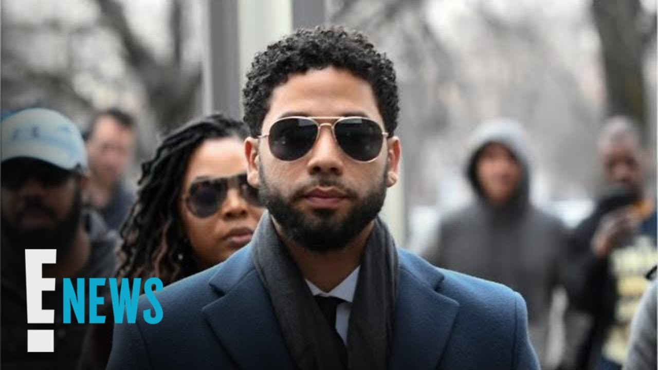 Jussie Smollett Pleads Not Guilty in Alleged Falsified Case