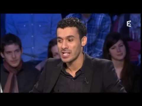Mustapha El Atrassi - On n'est pas couché 2 mars 2013 #ONPC